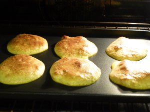 Oven Browned Cloud Bread